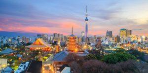 nagoya au japon, le départ de votre circuit moto au japon