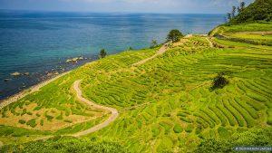 péninsule de noto au japon
