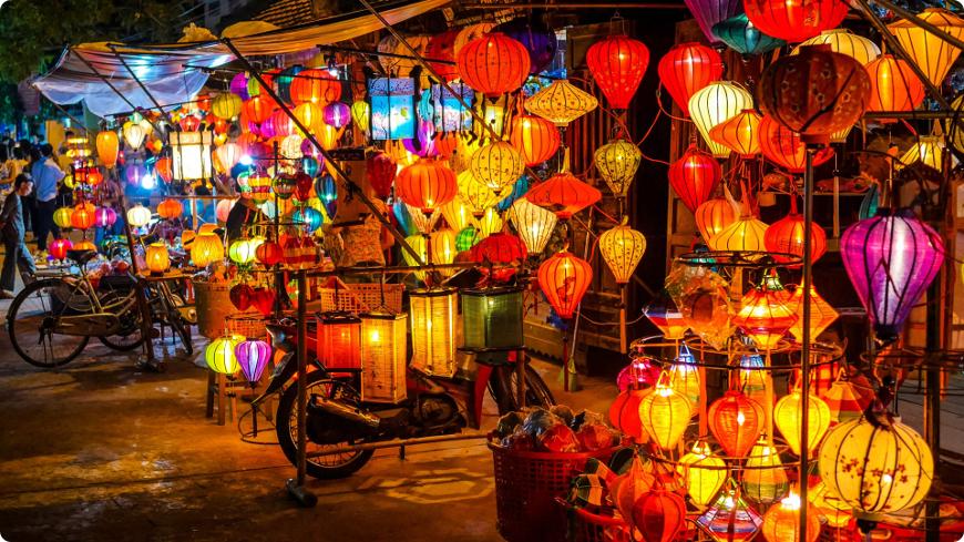 festival de mi automne au vietnam