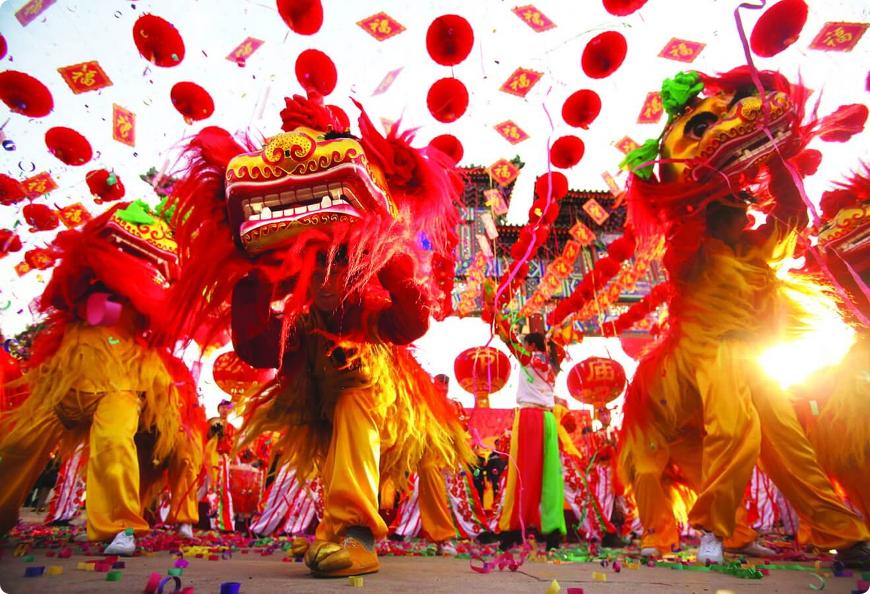festival du tet au vietnam