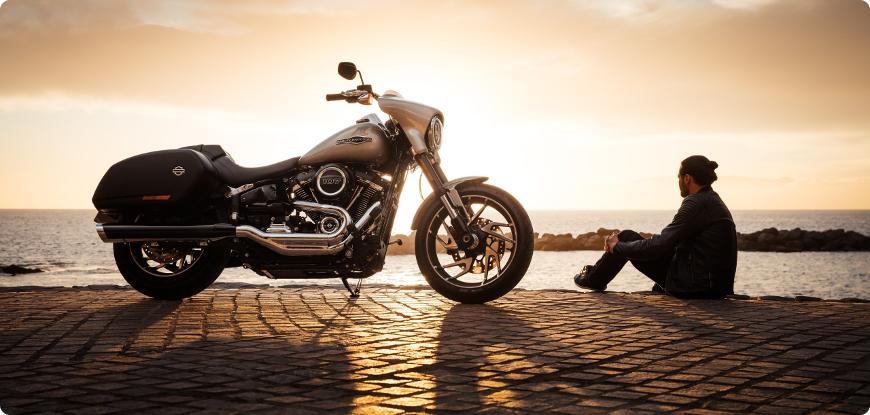 road trip en harley et voyage moto en floride