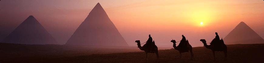 roadtrip et voyage moto en égypte