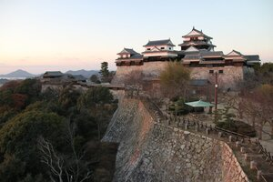 chateau de matsuyama