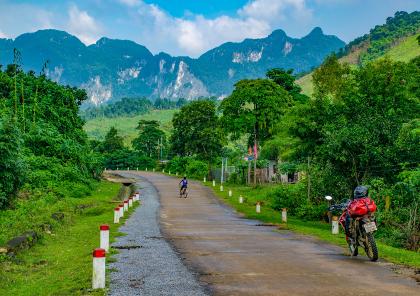voyage moto au vietnam : le vietnam à moto du nord au sud