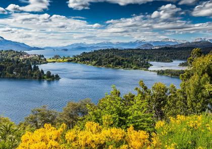 circuit moto en argentine sur la route des grands lacs