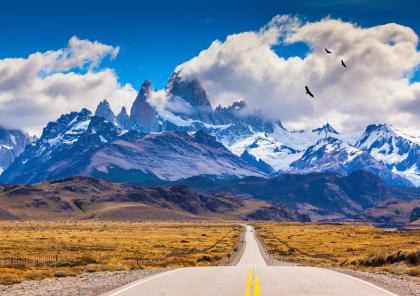 voyage moto en patagonie en argentine