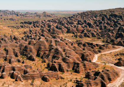 voyage moto en australie et road trip moto sur le savannah way