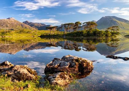 voyage moto en irlande et au connemara