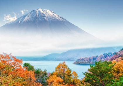 voyage moto au japon et tour du mont fuji