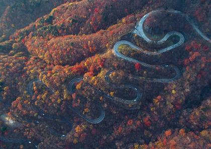 voyage moto sur les routes japonaises du dragon