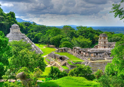 voyage moto au mexique sur la route des aztèques