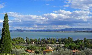 toscane - lac trasimène