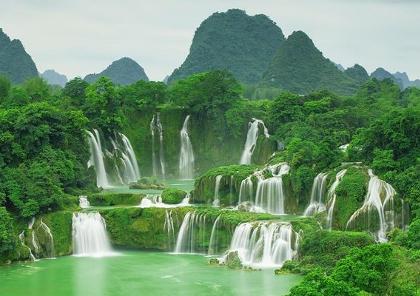 voyage moto au vietnam dans le nord et à cao bang